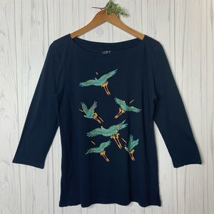LOFT Outlet Long sleeves Top